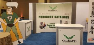 Greenwing Technology Punchout Catalog Intro via SciQuest Next Level