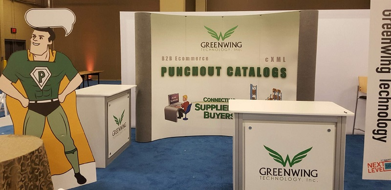 Greenwing Technology exhibits at SciQuest Next Level August 21 – 24