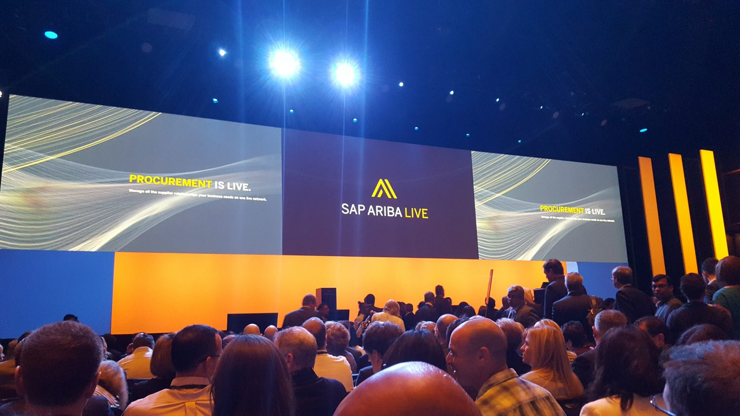 Ariba Live Review: Make Procurement Awesome